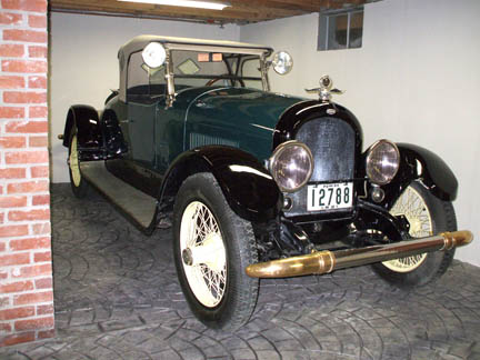 1925 Rolls Royce Phantom >> Automobiles - The Collings Foundation