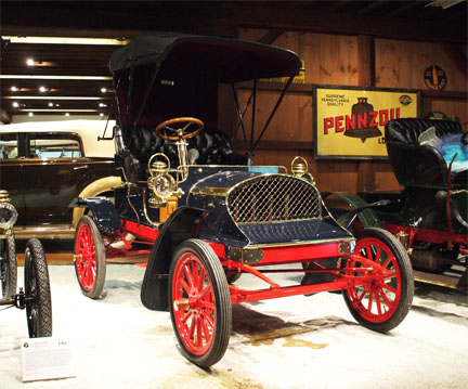 Automobiles The Collings Foundation
