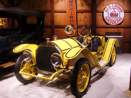 Stanley Steamer Car >> Automobiles - The Collings Foundation