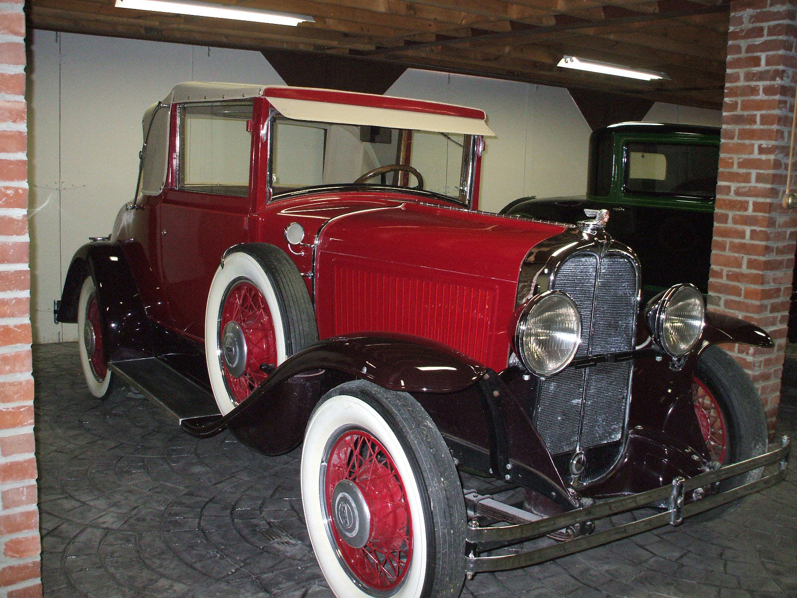 Automobiles - The Collings Foundation