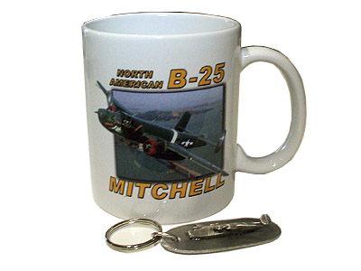 Mugs, Keychains & Magnets