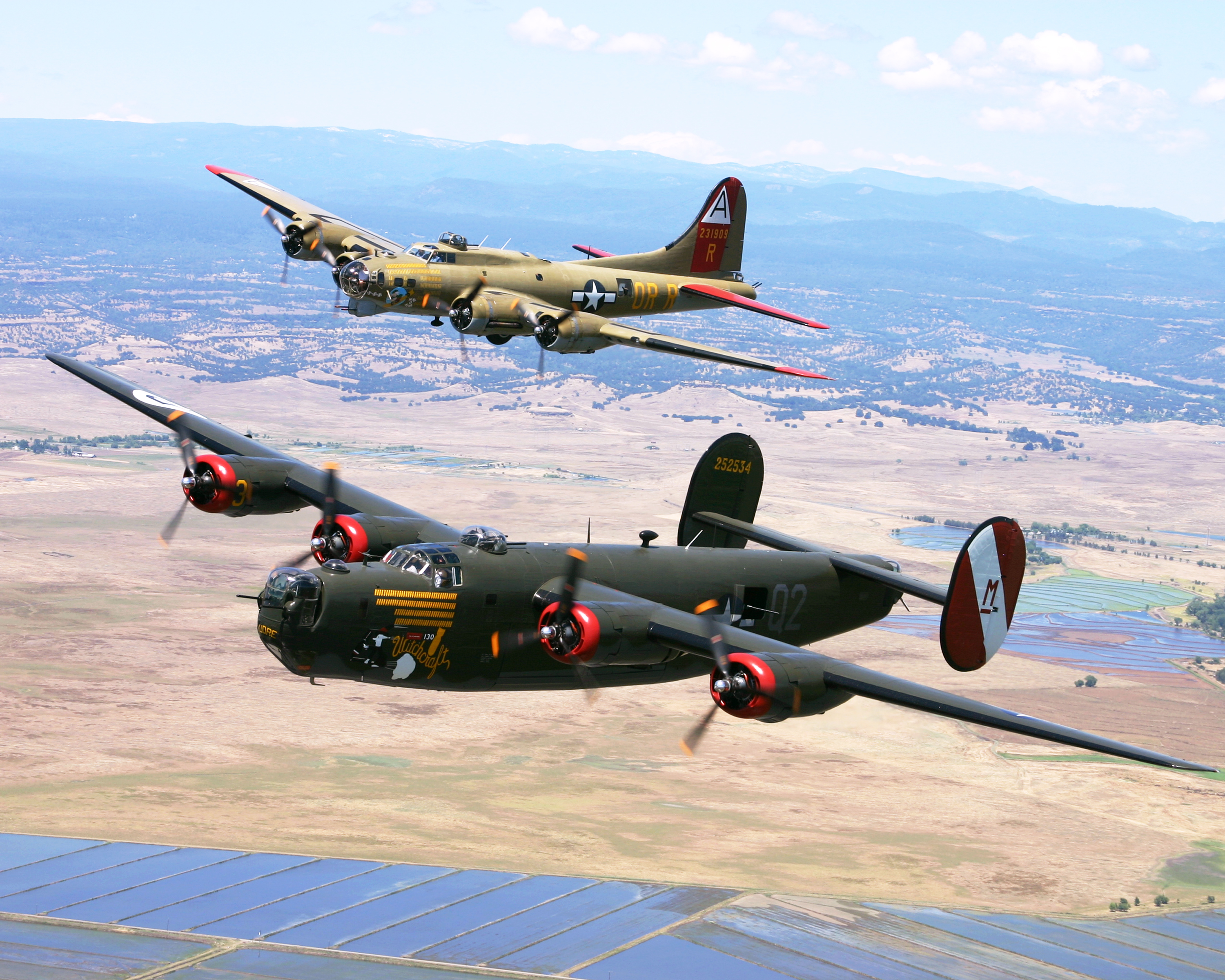 Boeing Historical Snapshot B17 Flying Fortress