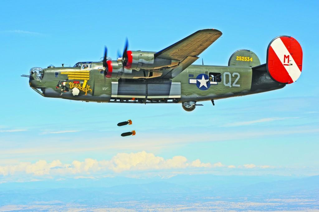 B-24 2BOMB 0040.1
