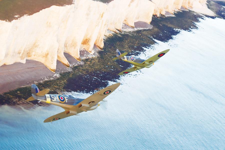 Supermarine Spitfire Mk IX - The Collings Foundation