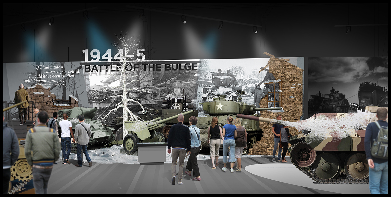 American Heritage Museum Capital Campaign - The Collings Foundation