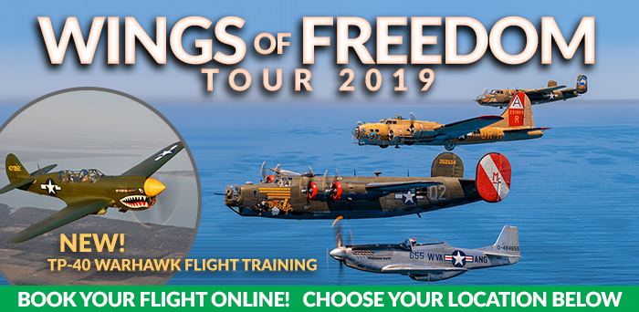 Wings of Freedom Tour Schedule - The Collings Foundation